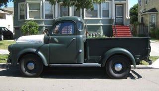 Illustration for article titled 1952 Dodge Pickup Truck