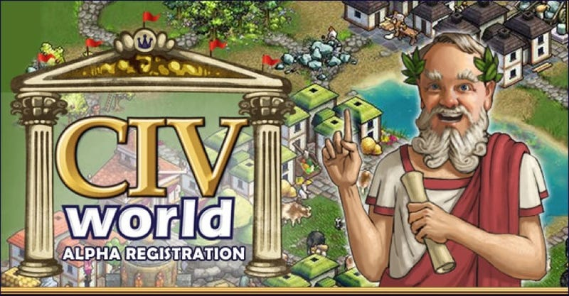 Illustration for article titled Sid Meier Hopes to Release Civ World This Summer, Says It Fundamentally Changes Series