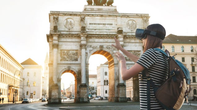 How to Take a Virtual Vacation