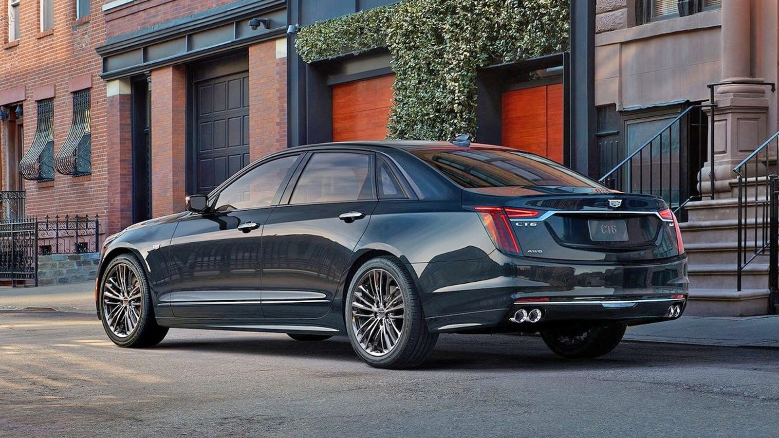 The Cadillac Ct6 V Is Still Happening And Will Go Out In V8 Glory