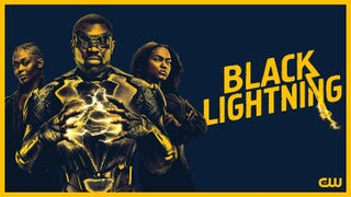 Illustration for article titled Black Lightning 2x01 Reaction Thread: Is Back and with even longer titles!