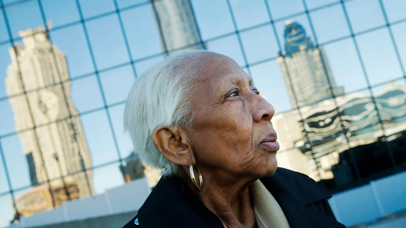 Doris Payne in Atlanta on Jan. 11, 2016 (John Bazemore/AP Images)