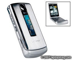 Illustration for article titled Verizon's LG VX8700 Reviewed (Verdict: A Decent and Shiny Multimedia Phone)