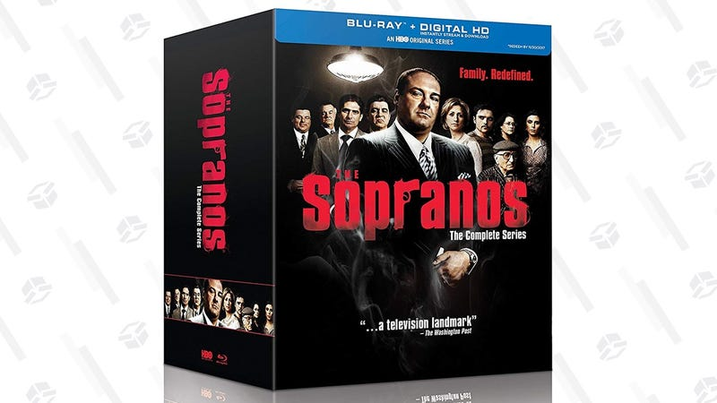The Sopranos: The Complete Series | $50 | Amazon