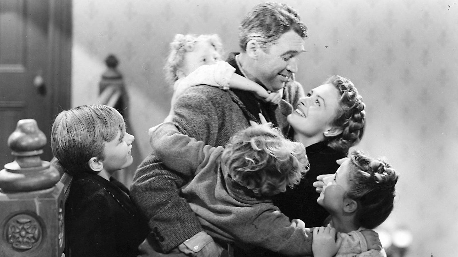 Is Holiday Classic It's A Wonderful Life Secretly (or Actually) a Sci-Fi/Fantasy Movie?