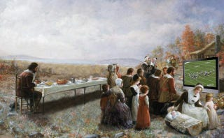 Illustration for article titled Thanksgiving Photoshop Contest Gallery of Champions