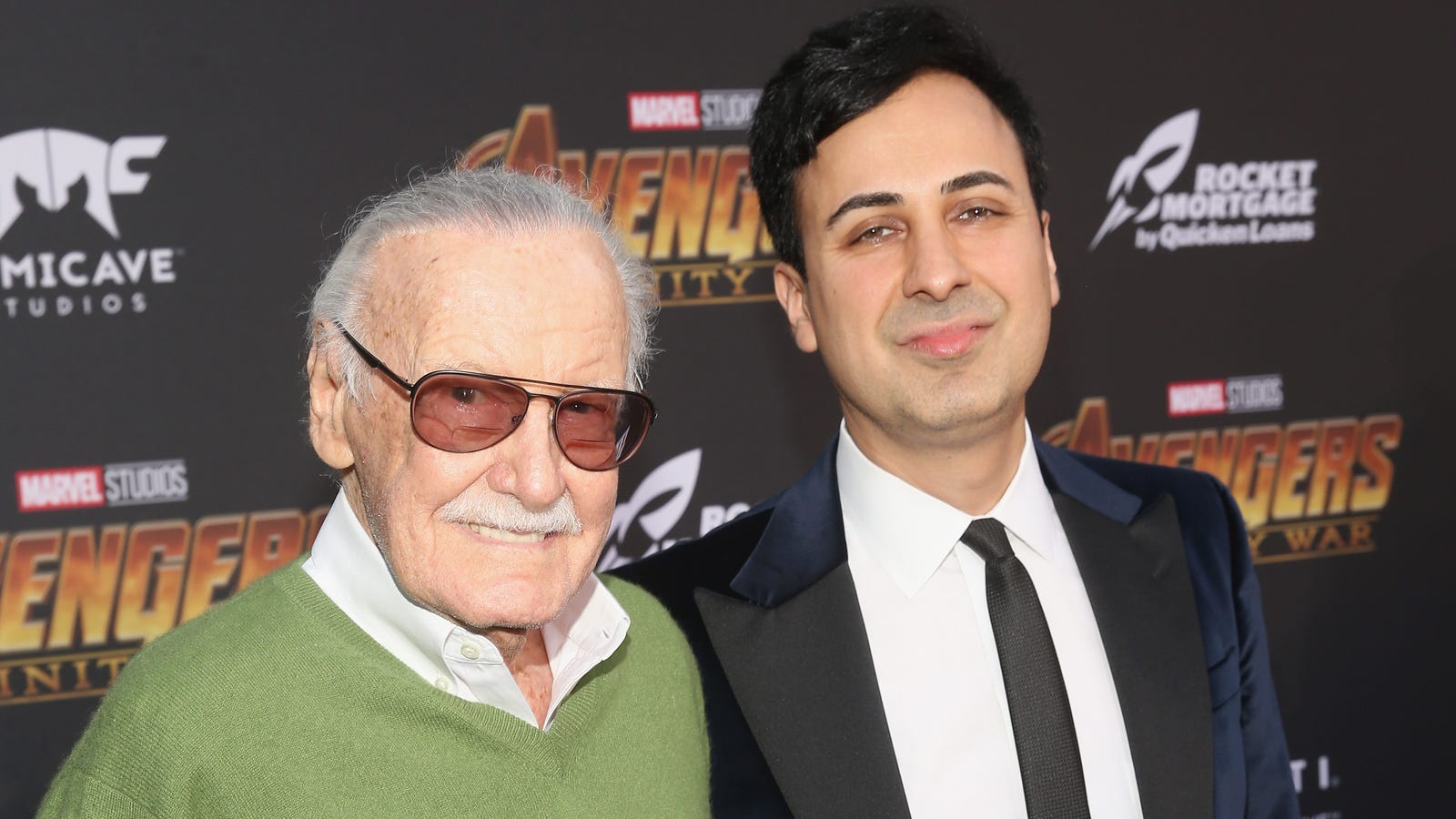 Stan Lee's Saga Continues With a Restraining Order Against His Manager Keya Morgan