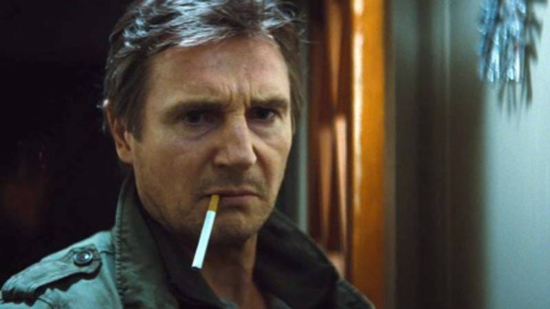 Illustration for article titled Liam Neeson will take a ride on a cocaine-filled submarine