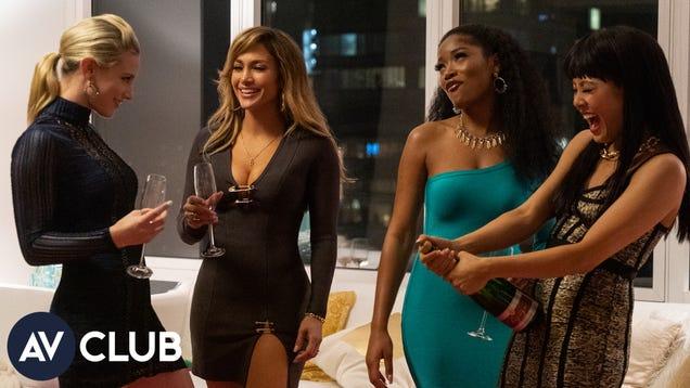 Constance Wu, Jennifer Lopez, and Keke Palmer on putting the hustle in Hustlers