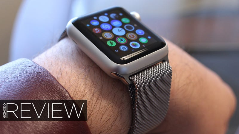 Illustration for article titled Apple Watch Review: I Beta-Tested The Watch So You Don't Have To