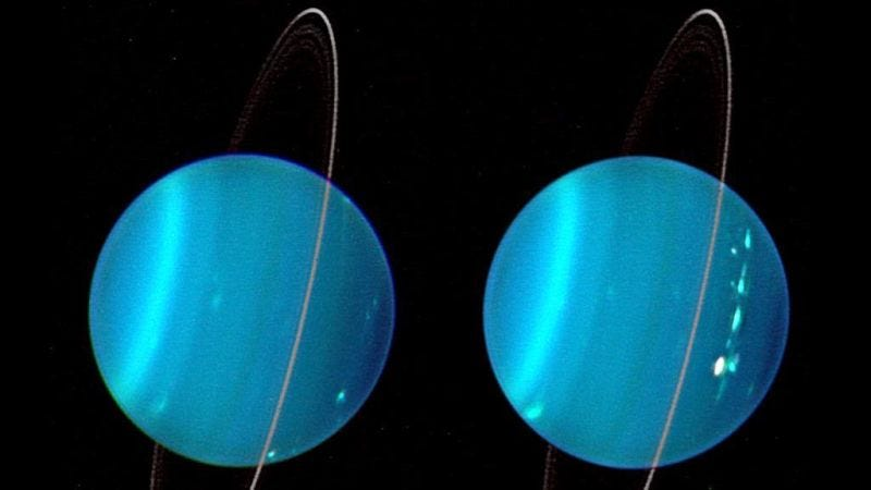 Uranus Is Even Freakier Than We Thought