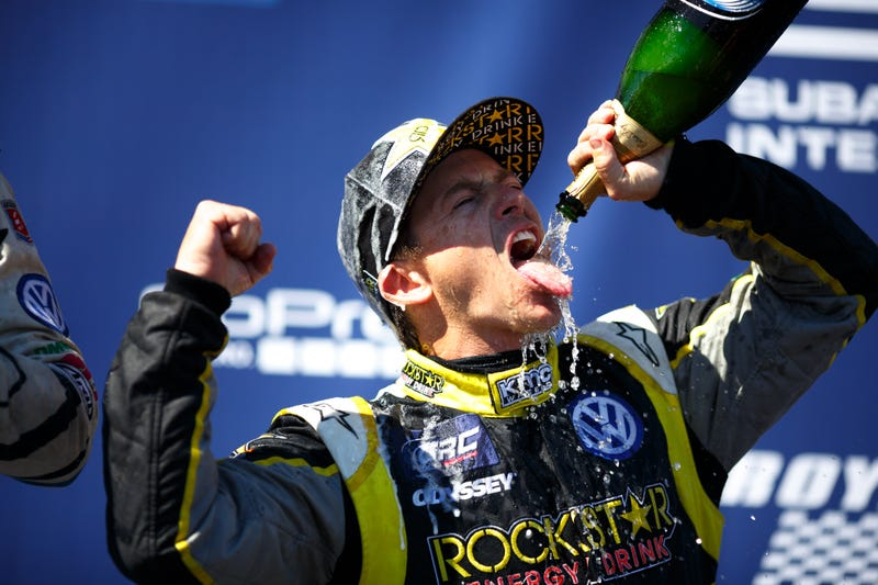 Illustration for article titled How Tanner Foust Went From Aspiring Doctor To Doctor Drift (Among Other Things)