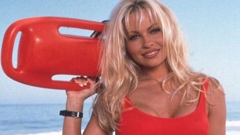 Illustration for article titled C.J.'s Back: Pamela Anderson Joins the Cast of the Baywatch Movie