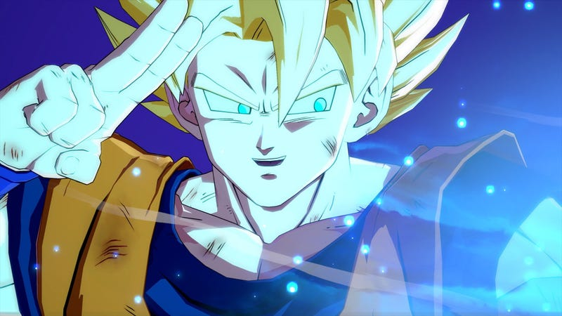 Illustration for article titled How Many Gokus Are In Dragon Ball FighterZ, Exactly?