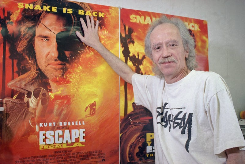 Illustration for article titled John Carpenter Will Release Another Album, And WILL Play Live Shows in the US [Updated]
