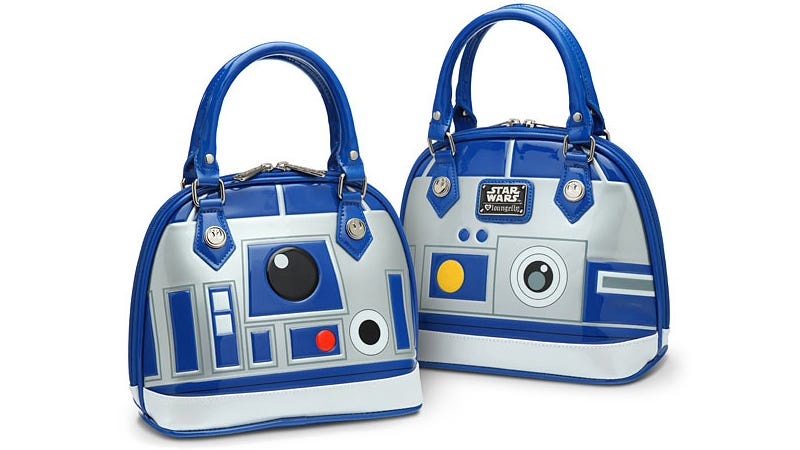 Illustration for article titled Carry Your Keys, Wallet, and Death Star Plans in This R2-D2 Handbag