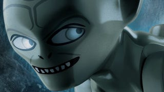 Illustration for article titled Lord of The Rings LEGO sets turn Gollum into precious plastic