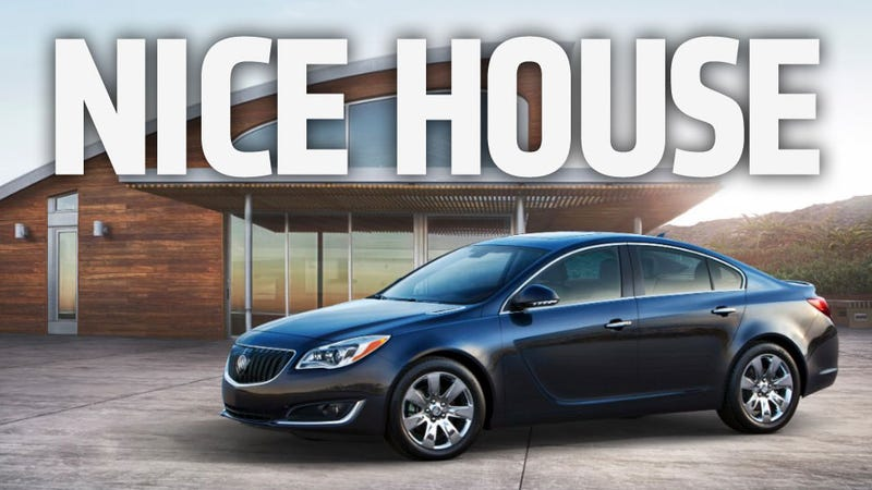 Illustration for article titled The 2014 Buick Regal Loses Some Power And Gains Some Traction