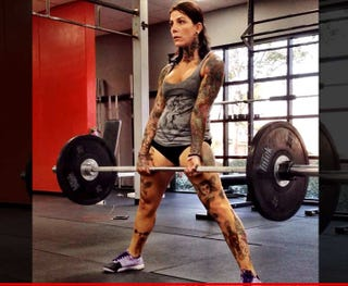 Illustration for article titled Trans Woman Sues CrossFit Over Discrimination