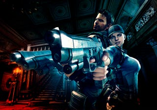 Illustration for article titled Capcom USA: PS3 Wand Delay Does Not Affect Resident Evil 5: Alternative Edition