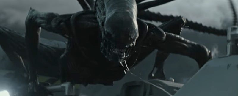 Illustration for article titled The Bitch is Back in the New Alien: Covenant Trailer