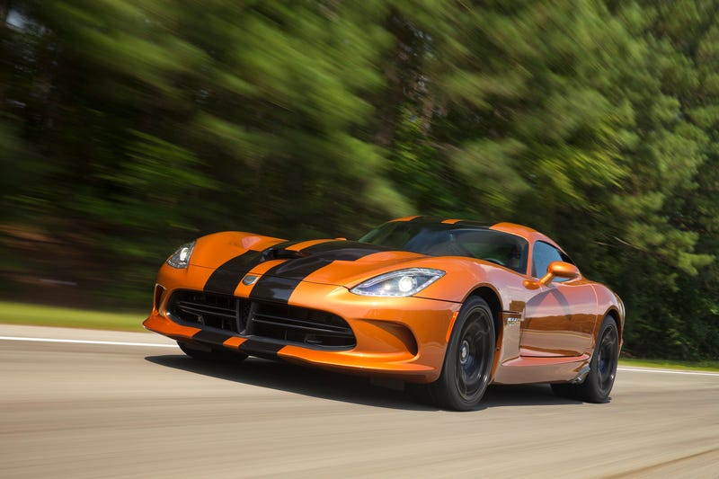 Illustration for article titled Sergio Marchionne Says That Dodge Viper Revival Isn't Going To Happen