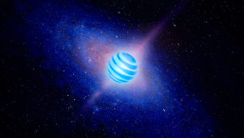 Illustration for article titled Rapidly Expanding AT&T Merges With Entirety Of Existence