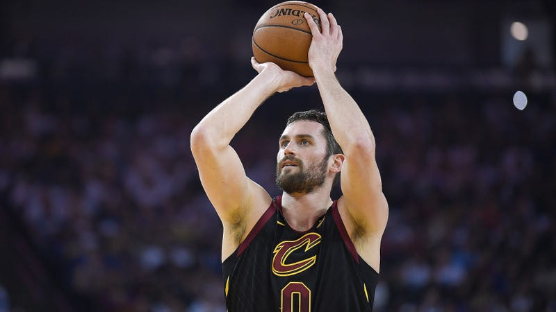 """Illustration for article titled Kevin Love Shares His Experience With Panic Attacks: """"People Don't Talk About Mental Health Enough"""""""