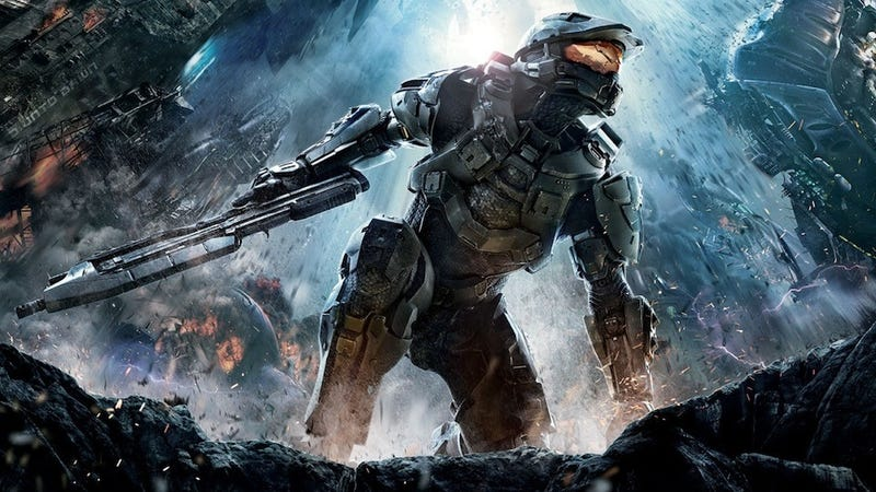 Illustration for article titled Fans Piece Together the Box Art for Halo 4
