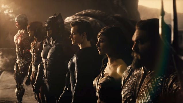 WB Wanted to Release Snyder s Justice League as Raw Footage With No Special Effects