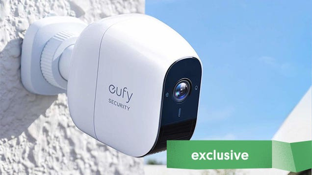 Our Readers Can Score the Best Deal Yet On Anker s New EufyCam Security Cameras