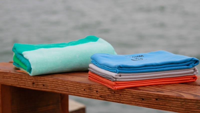 Illustration for article titled $15: Get a Compact, Quick-Dry Micro-Fiber Towel; 50% Off