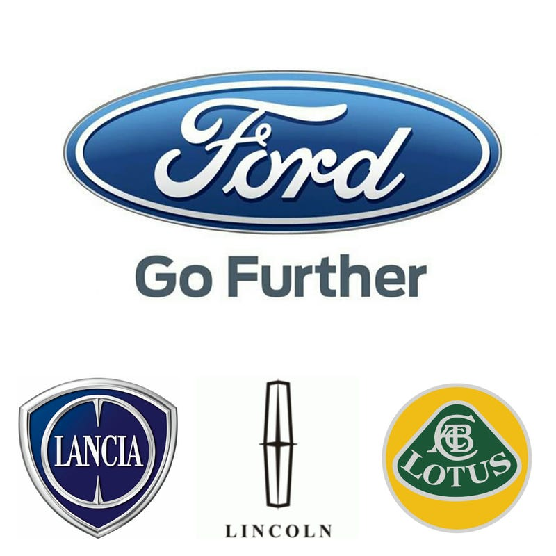 The Ford touch