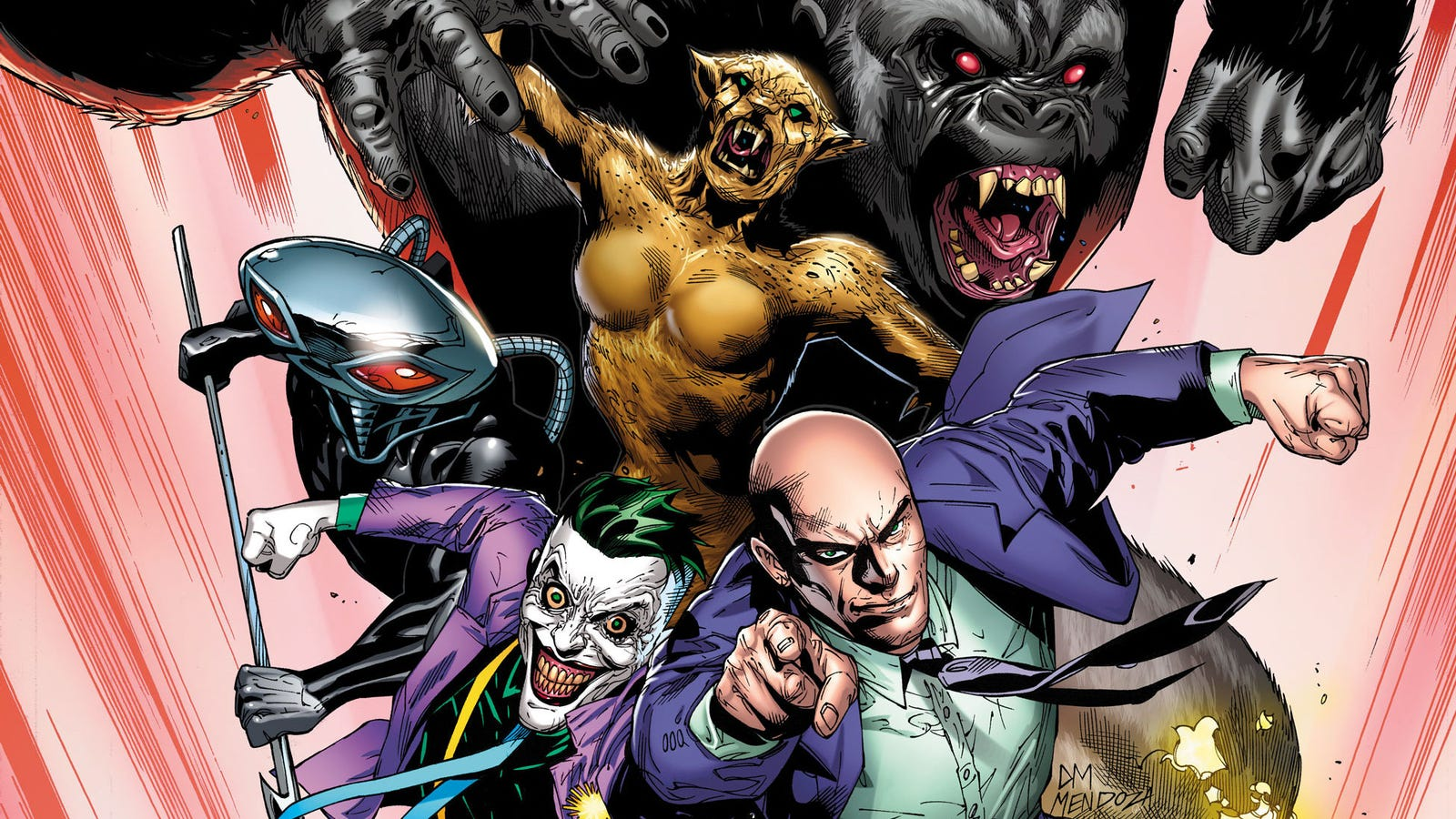 Heres How The Legion Of Doom Is Returning To Dc Comics