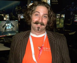 Illustration for article titled The Best Facial Hair Of PAX 2009