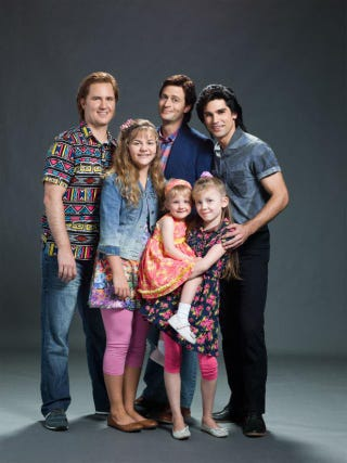 Illustration for article titled Is Lifetime Getting A Discount On Its Full House Cast Or Something?