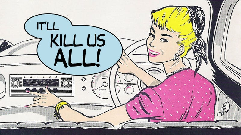 Illustration for article titled How One Bureaucrat Almost Succeeded in Banning Car Radios