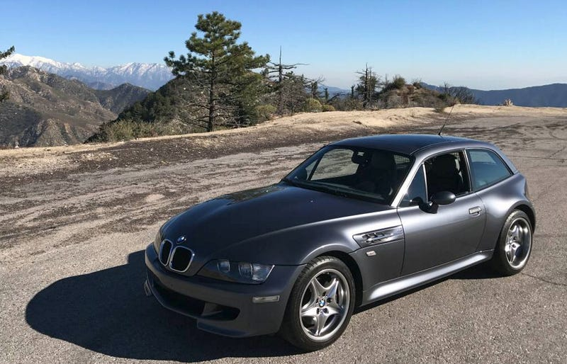 For 59 999 Could This 2002 Bmw M Coupe Be The Ultimate Clownshoe