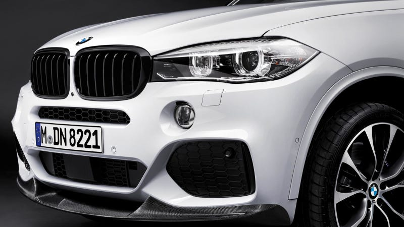 BMW X Gets M Performance Holdover Until XM Drops - 2014 bmw x5 m