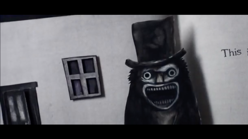 Xenon is the periodic table's Babadook (Image: Screenshot/YouTube)