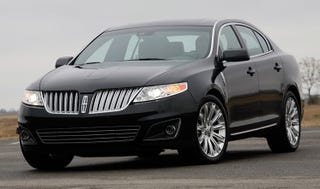 Illustration for article titled Hennessey MaxBoost 435 Lincoln MKS: First Drive