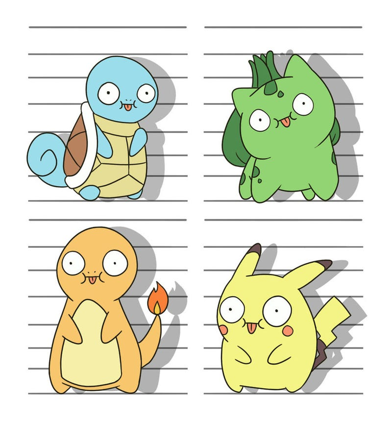 Illustration for article titled Poobrain Pokemons