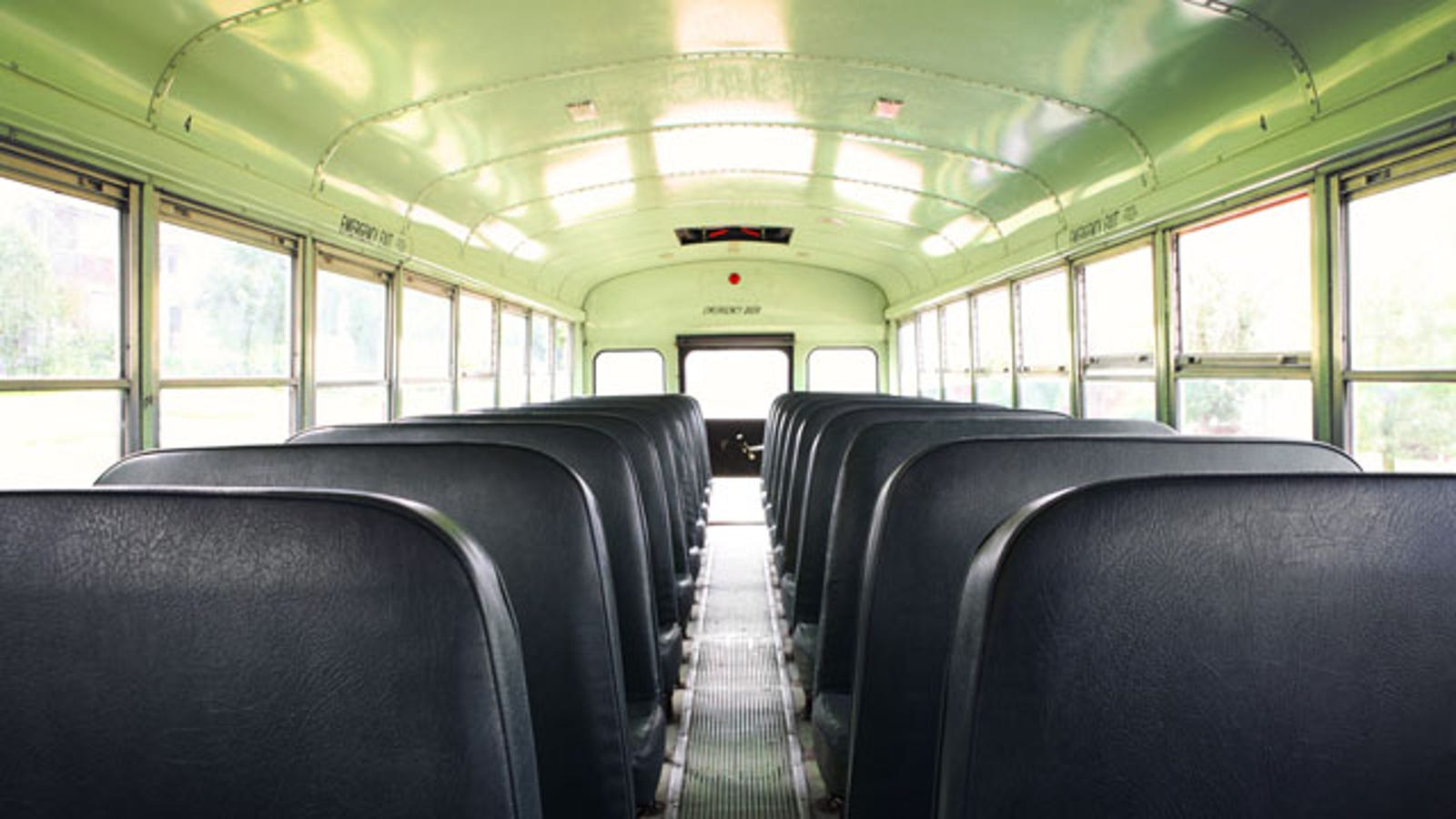 Eighth Grade Girl Punished After Witnessing School Bus Sex-5875