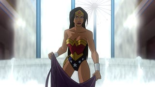 Illustration for article titled Long-Awaited Wonder Woman Flick Hits Theaters DVD