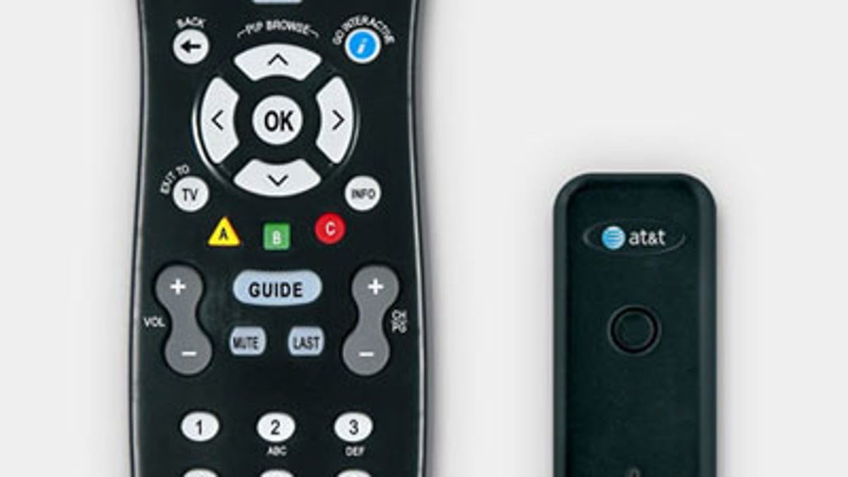 AT&T RF Anywhere Changes Channels From the Darkest, Most