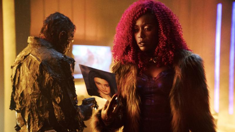 Anna Diop as Starfire in DC Universe's Titans.