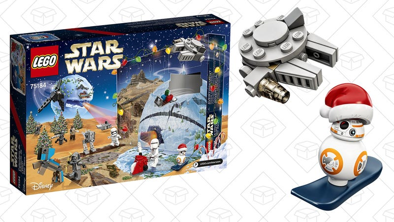 The Perfect Gift For Any Jedi Or Sith Is This Lego Star