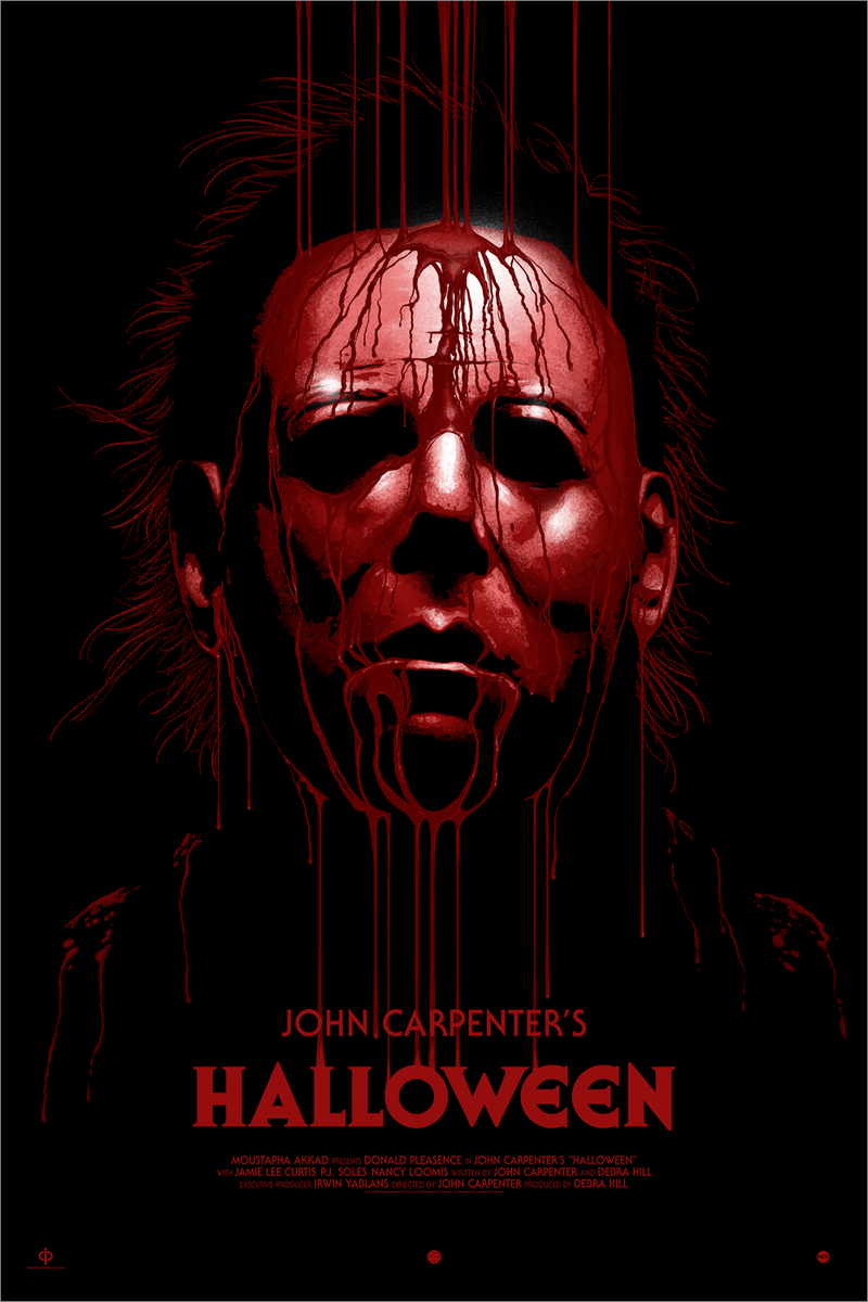 Halloween Poster Art.Superb Halloween Movie Posters From Artists Across The Years