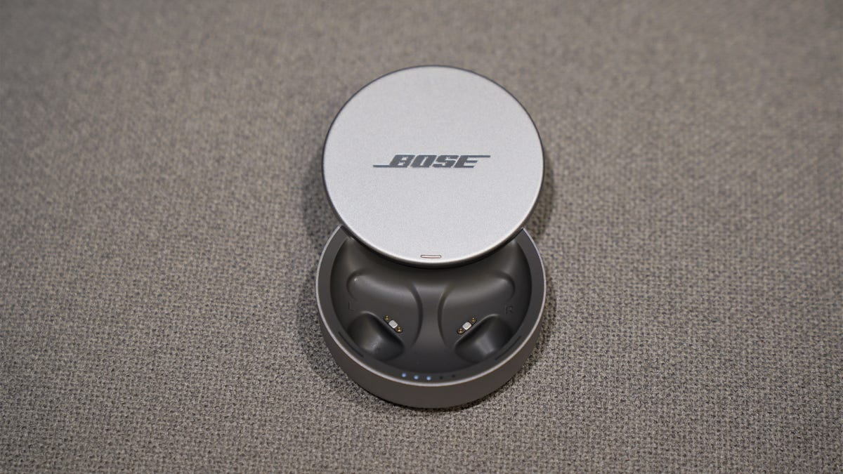 Bose Sleepbuds Review: These White Noise Earbuds Really Work