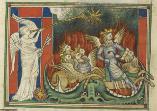 Illustration for article titled Medieval Illustrations Of The Hellmouth Make Sunnydale Seem Tame